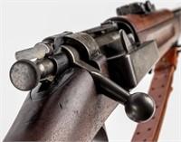 Gun Springfield 1898 Bolt Action Rifle 30-40 Krag
