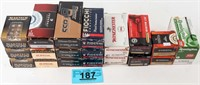 Lot of 38 SPL & 357 Mag Ammunition - 862 Rounds!