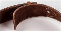 Lot of 3 Western Style Holsters