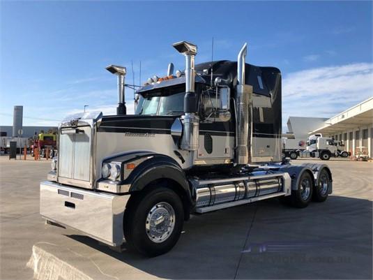 2012 Western Star 4900FX Constellation - Trucks for Sale