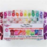 I Love To Create 31680 Tulip One-Step Tie Dye Kit,