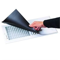 Deflecto Magnetic Vent Cover, For Sidewall and