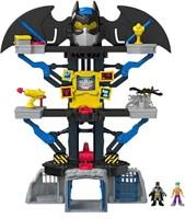Fisher-Price DC Super Friends, Batcave
