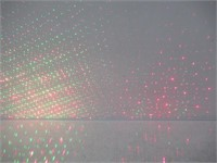 """""""As Is"""" (2) Laser Projector Light Red & Green"""