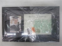 Graduation Frame With Photo Holder - Made to