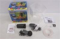 Tetra Aquarium Kit, 1 Gallon Hexagon Shaped Fish