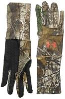 Under Armour Men's Camo Coldgear Liner Gloves,