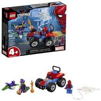 LEGO 76133 Marvel Spider-Man Car Chase Building