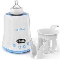 Eccomum Fast Breast Milk Bottle Warmer w/ Timer,