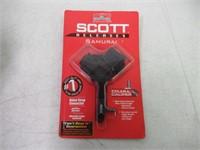 Scott Archery Samurai Release with Buckle Strap,