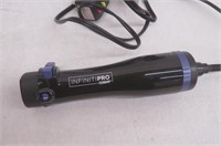 "INFINITIPRO BY CONAIR Hot Air Spin Brush, 2"" &"