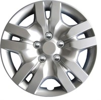 """Drive 1036 4Pk Silver 16"""" ABS Plastic Aftermarket"""
