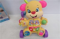 """As Is"" Fisher-Price Laugh & Learn Smart Stages"