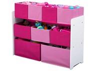 Delta Children Deluxe Multi-Bin Toy Organizer with