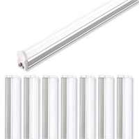 (Pack of 8) Barrina LED T5 Integrated Single