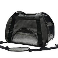 Pet Cuisine Breathable Soft-Sided Pet Carrier,