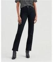 Levi's Women's 32x32 724 High Rise Straight Pants,