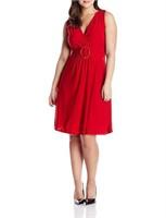 Star Vixen Women's XL Sleeveless O-Ring A-Line