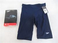 Speedo Men's 30 and Boys' Jammer Swimsuit-Pro LT,