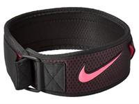 Nike - Intensity Training Belt (Black/Hyper Pink)