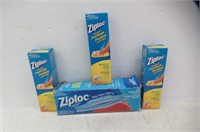 Lot Of Ziploc Brand Products