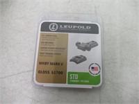 Leupold Standard 2 Piece Base Gloss Weatherby Mark
