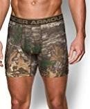 Under Armour Men's Boxerjock Boxer Shorts -
