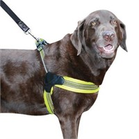 (2) Sporn Easy Fit Harness Harness Yellow Large