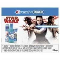 Star Wars Crest & Oral-B Kids Gift Pack with