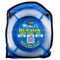 Momoi X-hard Hi-catch Nylon Mono Fishing Line 100
