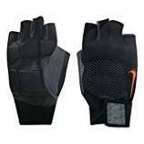 Nike Men's M Lock Down Training Gloves Black/Total