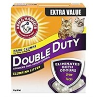 ARM & HAMMER Double Duty Cat Litter, Advanced Dual