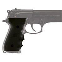 Hogue Rubber Grip Beretta 92/96 Series Grip with