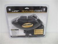 JT Revolution Classic Gun Loader, Black
