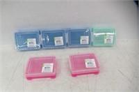 (6) Pen+Gear Super Sticker Crayon Box