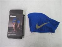 Nike Pro Dri-Fit Vapor Jet Skull Wrap - Navy