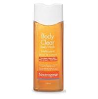 (3) Neutrogena Body Clear Body Wash, 250ml
