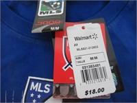 MLS Boys M Long Sleeve Montreal Shirt - Navy