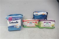 Lot Of Baby & Regular Wipes