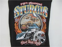 2XL Sturgis 78th Annual Black Hills Rally T-Shirt,
