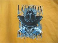 4XL Laughlin 36th Annual River Run 2018 T-Shirt,