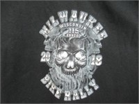 XL Milwaukee 115th Annual Bike Rally 2018 T-Shirt,