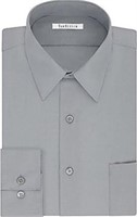 Van Heusen Men's 18 Neck 37-38 Sleeve Size FIT