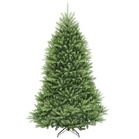 National Tree 6.5 Foot Dunhill Fir Tree, Hinged