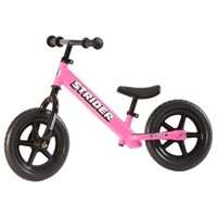 Strider 12 Classic No Pedal Bike - Pink