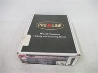 Pro Line PVC Hip Waders Olive M9/W11