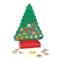 Melissa & Doug Countdown to Christmas Wooden