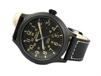 Timex TW4B11400 Men's Expedition Scout 43 Watch,