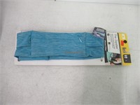 Nathan Zipster Belt Heathered Blue, L