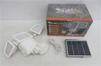 """As Is"" Solar Lights Outdoor, Costech Super Bright"